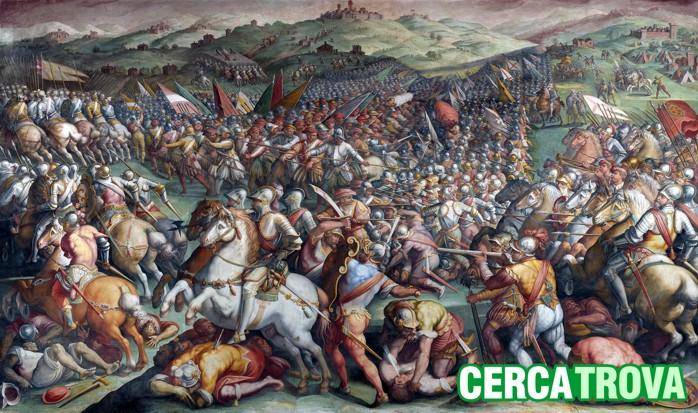 La Batalla de Marciano